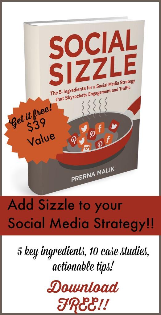 Social Sizzle Sidebar Ad