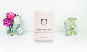 Scheduled Balance Book for Mompreneurs