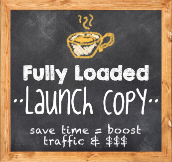 Launch Copywriting Services