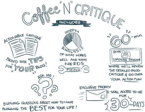 Coffee and Critique