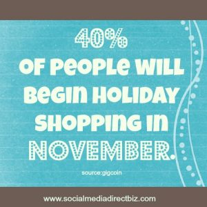 holiday marketing is important!