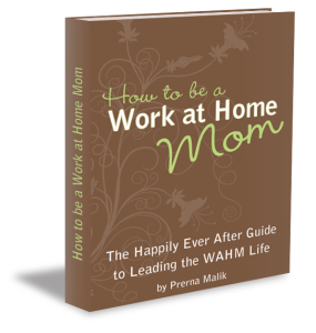 how to be a wahm ebook