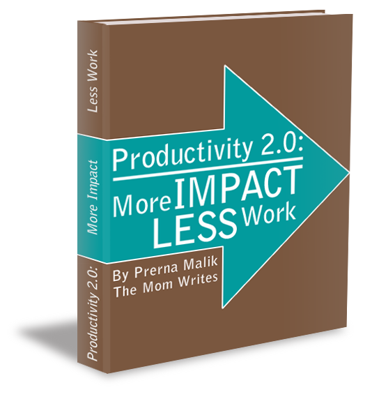 supercharge your productivity as a mom and business owner