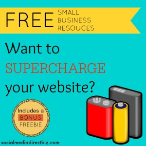 5 Fabulous and Free Small Business Resources to Supercharge Your Website