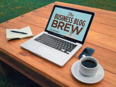 Business Blog Brew1