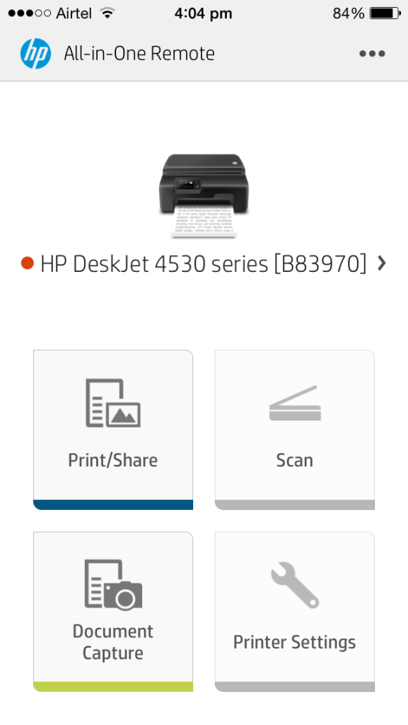 Boost Productivity with the HP Printer App