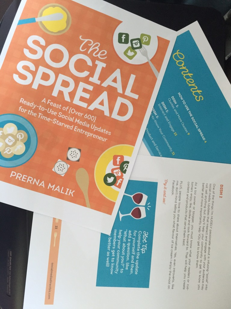 The Social Spread