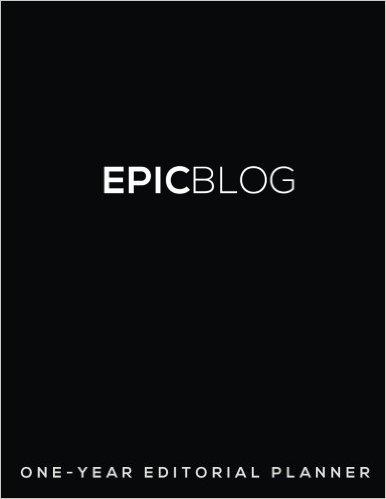 Epic Blog Planner