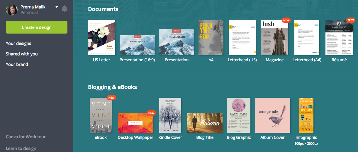 20 Best Free Infographic Tools CANVA