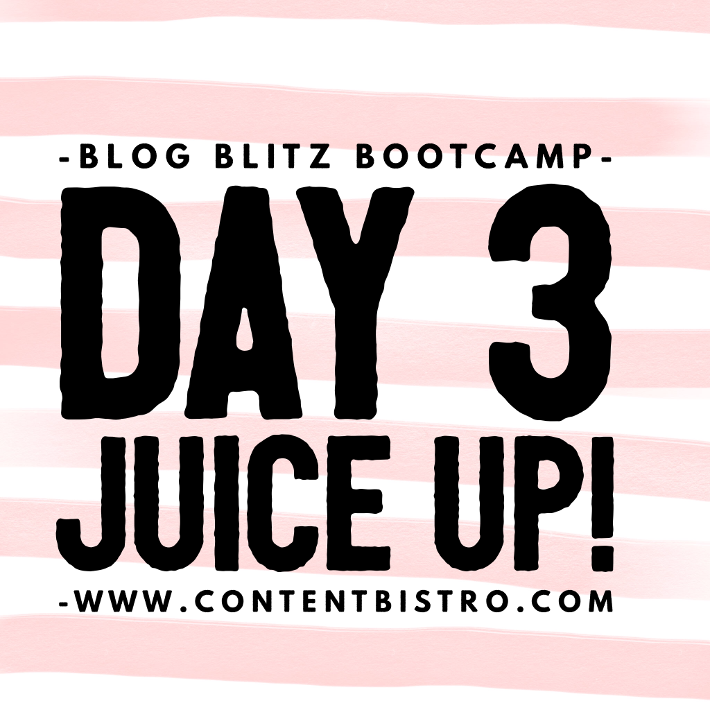 Blog Blitz Bootcamp Day 3 How to Increase Blog Traffic