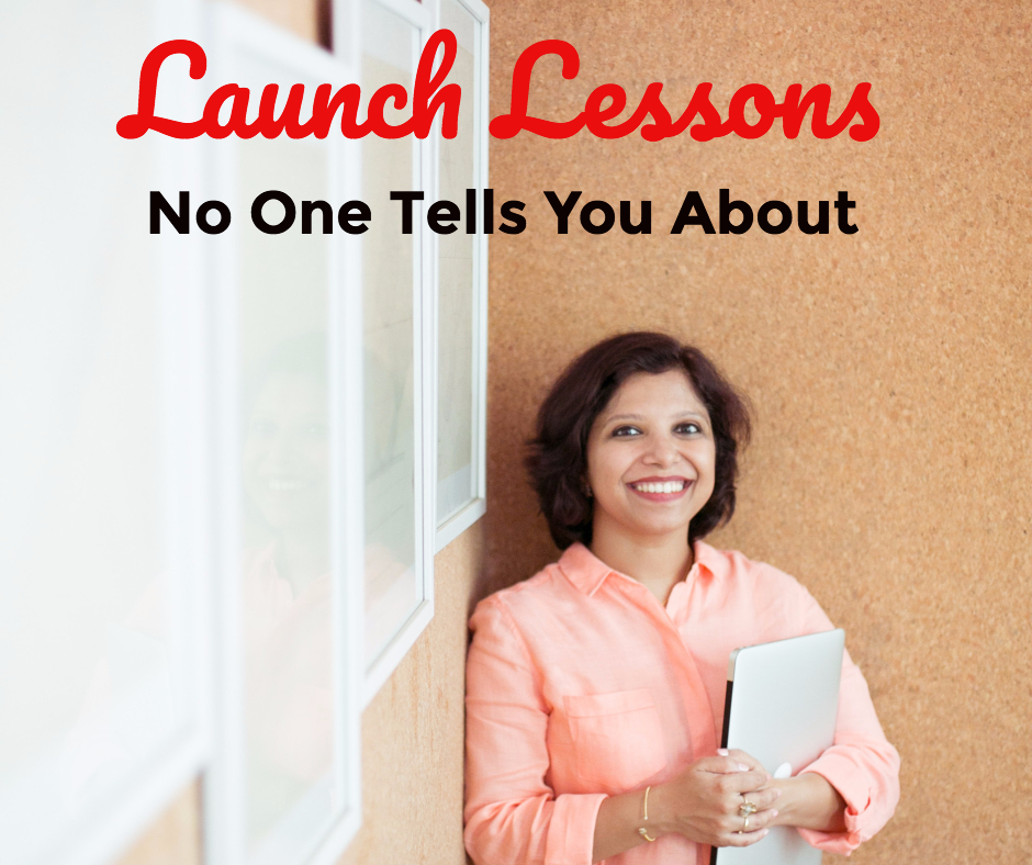 Launch Lessons