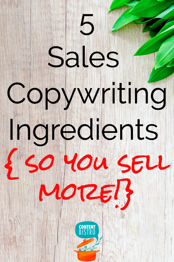 Sales Copywriting 1.0 Pinterest