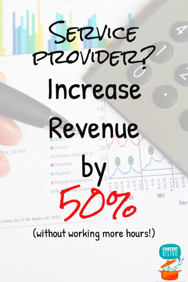 How to Increase your Revenue by 50%